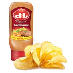 5. Chips & Sauces